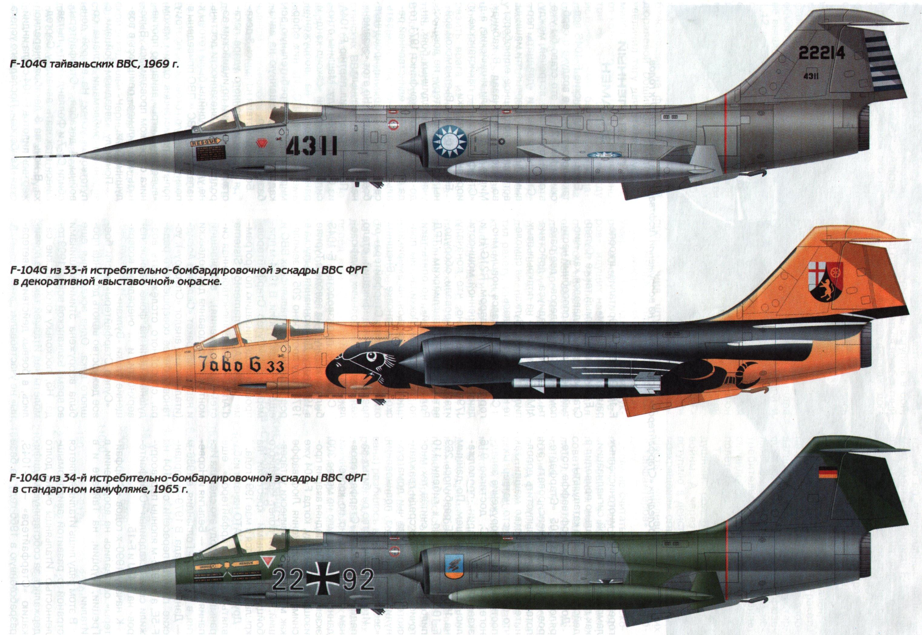 F-104 Starfighter (2)