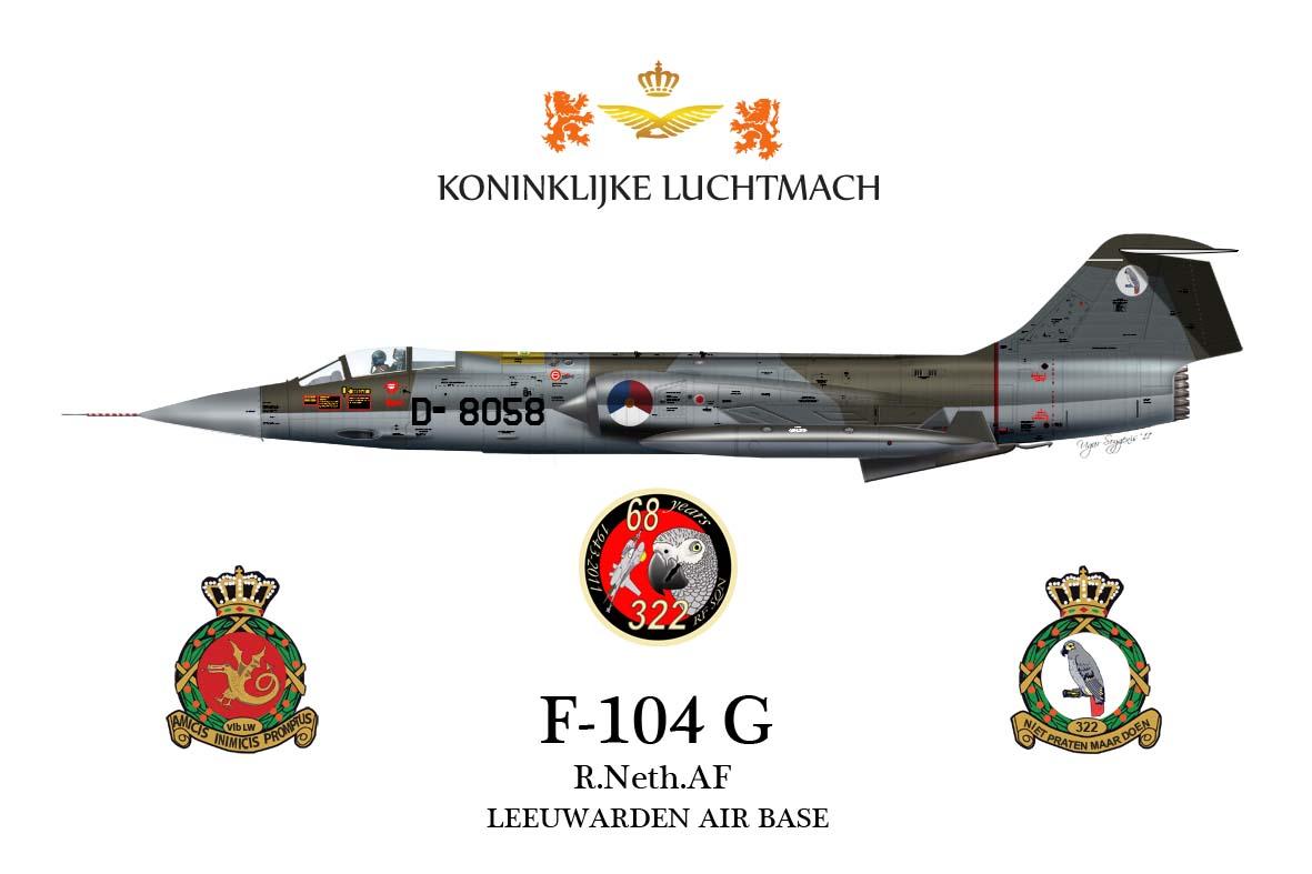 F-104-G-8058