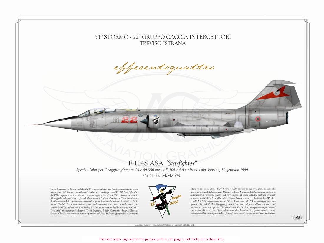 F-104S ASA
