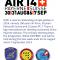AIR14 PAYERNE 30-31 Agosto/6-7 Settembre 2014